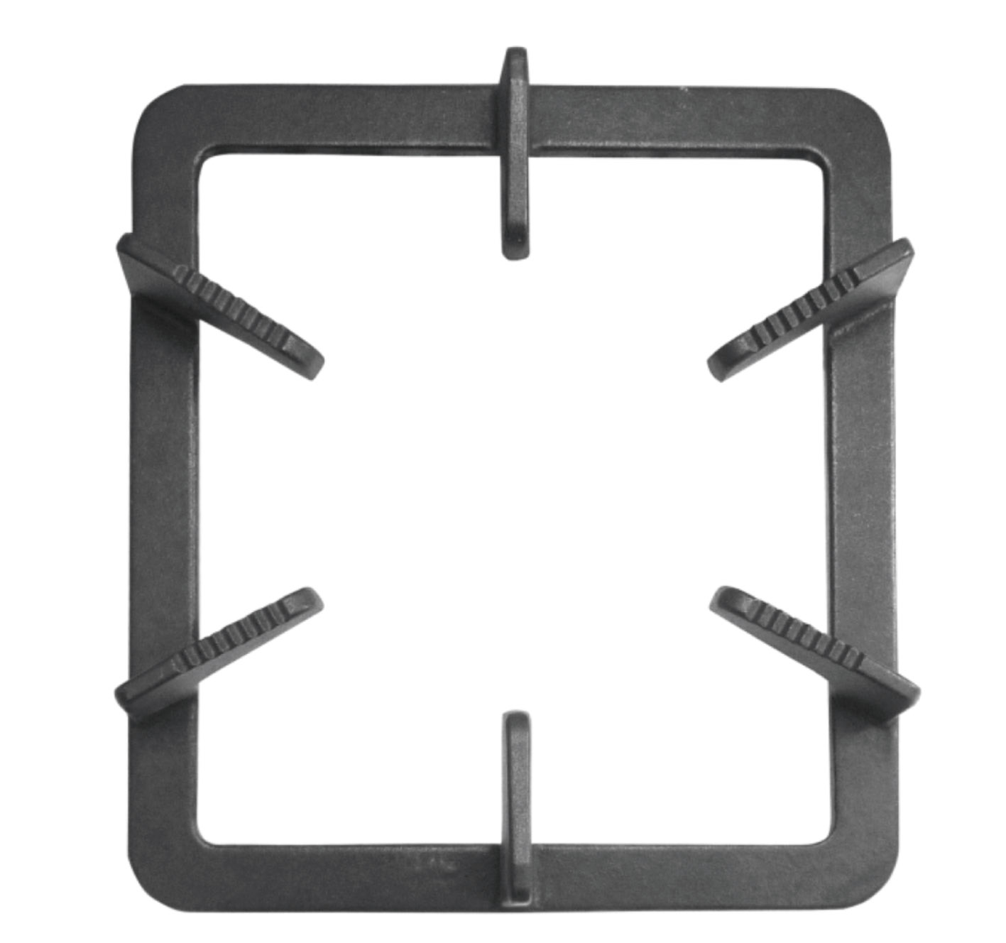 Cast iron square grill