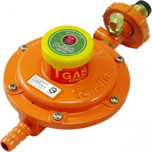 Q3.3 [efficient] Gas Regulator (superfluid automatic cut-off)