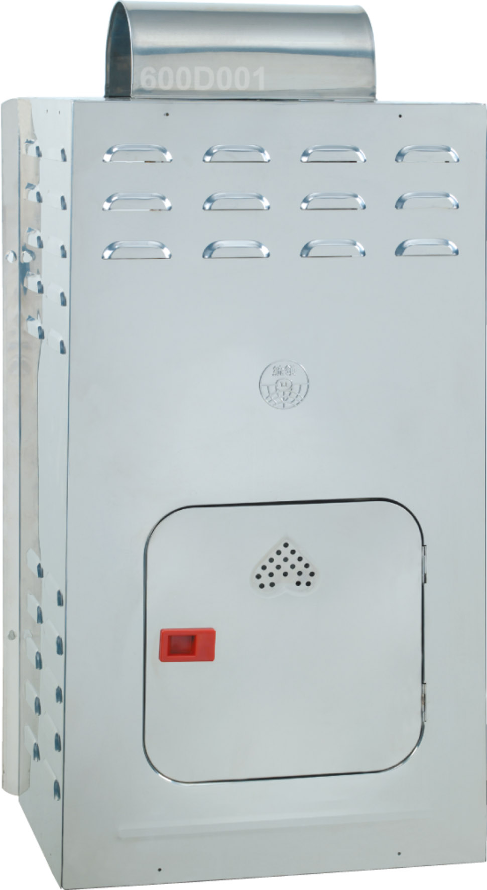 Stainless steel housing-G98-type water heater