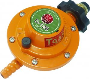 Q2 [efficient] Gas Regulator (excess flow automatic cut-off)