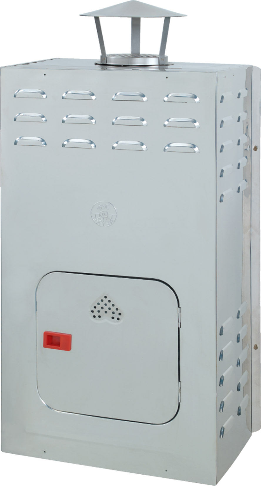 Stainless steel housing-G68-type water heater