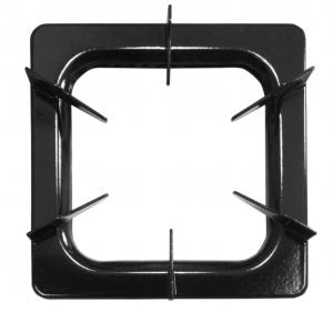 Enamel square oven rack (height and low/ 2 entry)