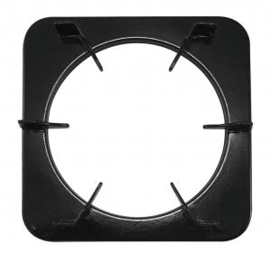 Enamel square oven rack (height / 2 entry)